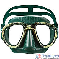 Маска для подводной охоты Omer Alien Mask Зелёный