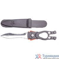Нож Sargan Сталкер-стропорез Z1- зеркальная полировка