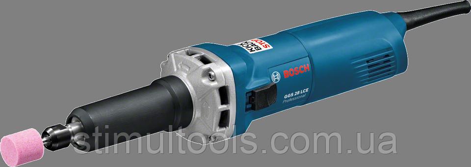 Прямая шлифмашина Bosch GGS 28 LCE