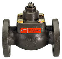 Седельный регулирующий клапан VВ 2 DN 20 Данфосс, фото 1