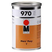 Сольвентная 2-компонентная краска Marabu MaraPoxy Y