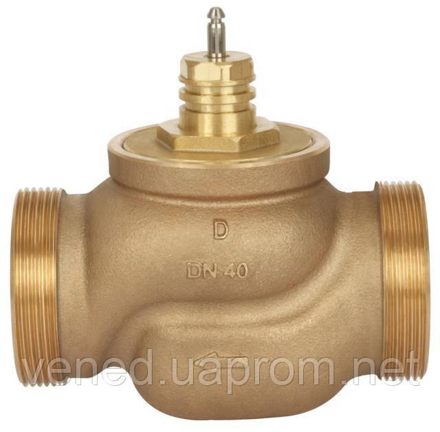 Сідельний регулюючий клапан VRВ 2 DN 32 Данфосс