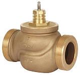 Сідельний регулюючий клапан VRВ 2 DN 32 Данфосс, фото 2