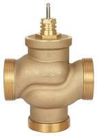 Седельный регулирующий клапан VRВ 3 DN 32 Данфосс