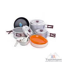 Набор туристической посуды Kovea KSK-WY56 Silver 56