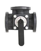 Поворотный регулирующий клапан HFE 3 DN 32 Данфосс