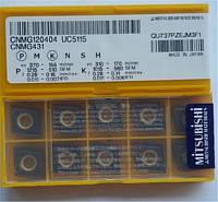 Твердосплавные пластины сменные для резцов CNMG120404 UC5115 MITSUBISHI