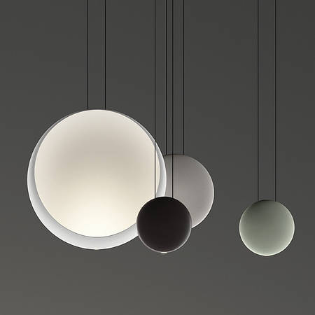 Vibia Cosmos (pendants / hanging lamp / подвесной светильник / люстра)