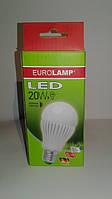 Лампа светодиодная мягкий свет LED A65 20W E27 4000К