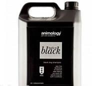 Шампунь 20:1 для брюнетов Animology Back to Black Shampoo 5 л