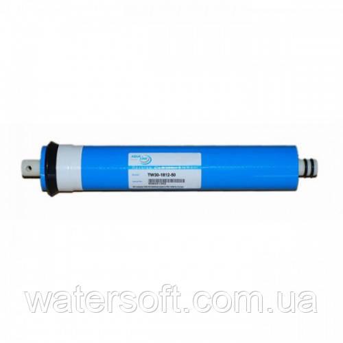 Мембрана AQUALINE TW30-1812-50 GPD для обратного осмоса