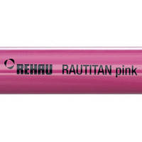 Труба RAUTITAN pink PE - Xa, D=20x2,8мм