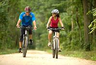 Катайтесь на велосипеде - это ваше здоровье!