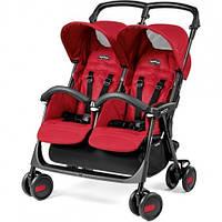 Детская коляска для двойни Peg-Perego Aria Twin