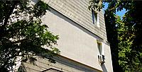 Утепление фасадов пенопластом с материалом