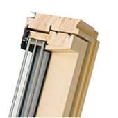 Мансардне вікно Fakro обертальне енергозберігаюче(FTT U6)