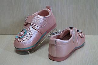 Демисезонные ботинки на девочку тм Tom.m р.20,22, фото 3