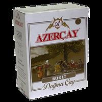 Черный чай Азерчай Букет крупный лист 100г