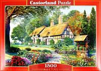 Пазлы Castorland Волшебный дом С-150915, 1500 элементов