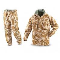Комплект непромокаемый Gore-Tex армии Британии, камуфляж Desert DPM