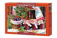 Пазлы Castorland Восхитительные ароматы С-150984, 1500 элементов