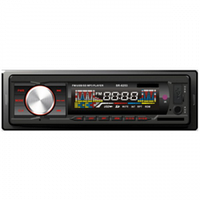 Бездисковая автомагнитола RS WC-615G (зеленая подсветка кнопок)
