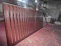 Порошковая окраска ворот