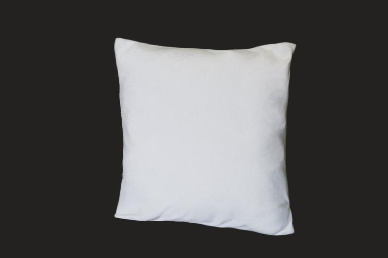 Подушка квадрат 35см. плюшевая для сублимации от производителя Украина