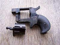 Револьвер под патрон флобера Ekol Arda black, Турция, карманный