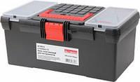 Бокс пластиковый для инструментов, e.toolbox.12, 395х215х175мм