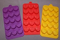 """Силиконовая форма для шоколада """"Цветочки-ромашки"""""""