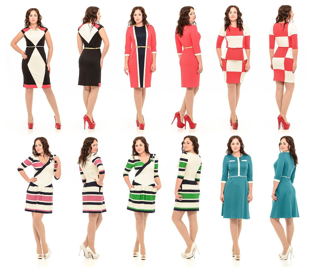 Женская одежда больших размеров от производителя купить оптом