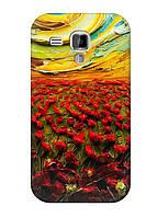 Чехол Samsung S Duos GT-S7562 - Маки