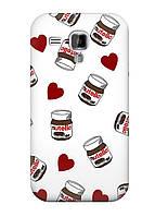 Чехол Samsung S Duos GT-S7562 -Nutella