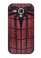 Чехол Samsung S Duos GT-S7562 - Spider Man