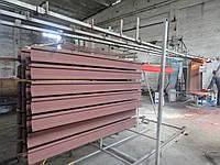 Полимерное покрытие металлоконструкций