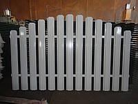 Порошковая покраска заборов из метала
