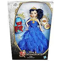 Кукла Наследники Иви (Эви) Коронация Disney Descendants Coronation Evie Isle of the Lostшарнирная