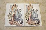 Обложки на ID паспорт и автодокументы (экокожа, ручная работа), фото 2