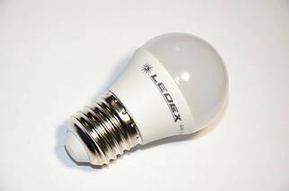 LED лампы ЛЕДЕКС с цоколем Е27