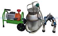 Доильный аппарат Буренка-1 Макси 1500 (защита от попадания молока и воды)