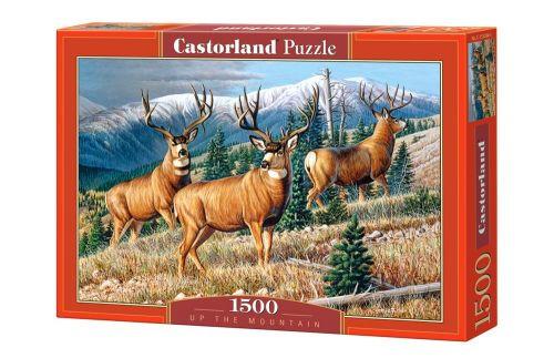 Пазлы Castorland Олени С-151264, 1500 элементов