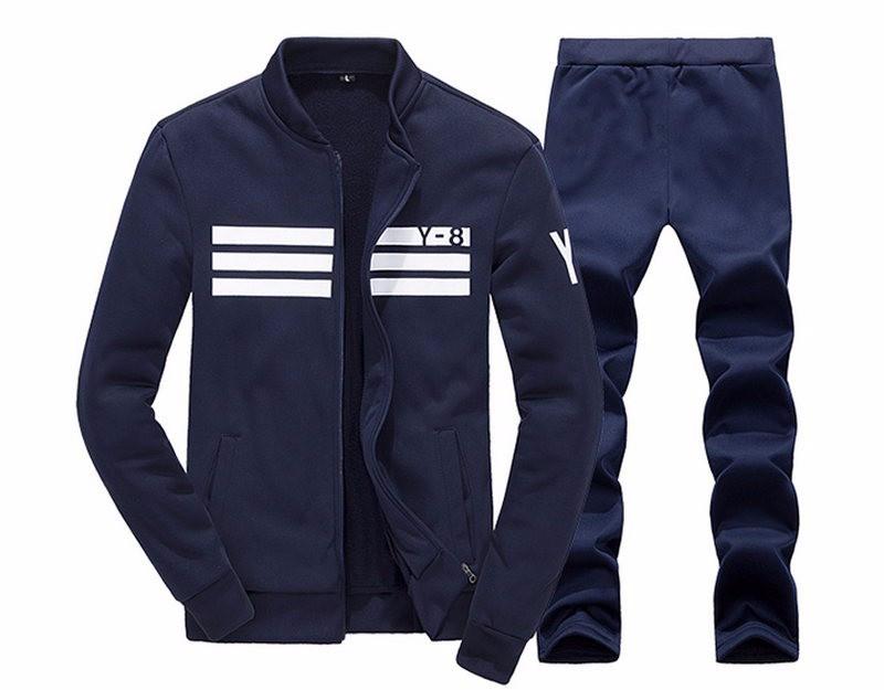 Мужской спортивный костюм AL-6867-95