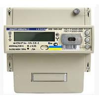 Трехфазный многотарифный электросчетчик CE 303-U A R33 043 JAZ 5-10A
