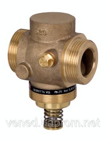 Сідельний регулюючий клапан VG2 DN 15 Данфосс