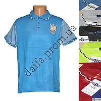 Мужская котоновая футболка 542m (в уп. до 5 разных расцветок) оптом со склада в Одессе