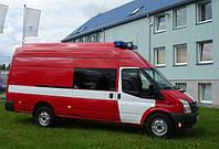 Аварийно-спасательный автомобиль АСМ для службы МЧС