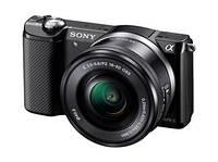 Фотоаппарат Sony Alpha 5000 kit 16-50 Black / White официальная гарантия 24 мес. ( на складе )
