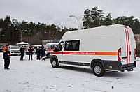 Автомобиль «Аварийно-спасательная служба» МЧС
