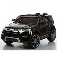 Детский электромобиль M 3108 EBR-2 Land Rover, колеса EVA, черный